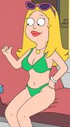 Francine Green bikini