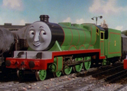 Henry laughs