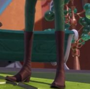 Lorax Audrey's Boots 1