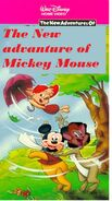 The new advanture of Mickey Mouse