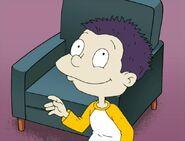 Tommy in AGU season 1