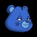 Bedtime bear icon rosemaryhillskart