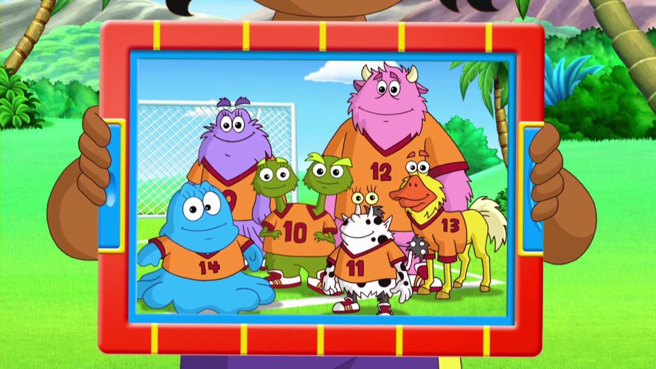 Monsters (Dora the Explorer)