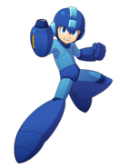 MM11 Mega Man