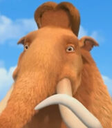 Manny in Ice Age Adventures
