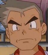 Professor Oak in Pokemon 3 the Movie