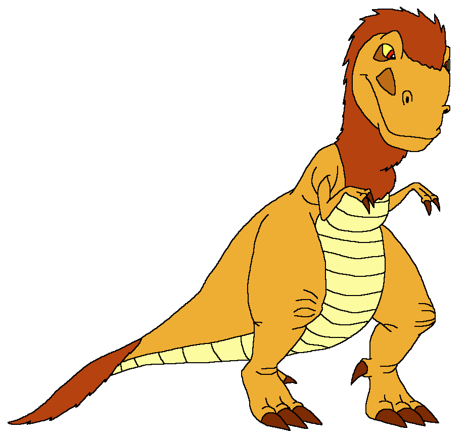 Samson (The Tarbosaurus King)