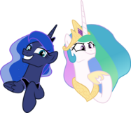 Two best sisters by comeha ddhpo2k-pre