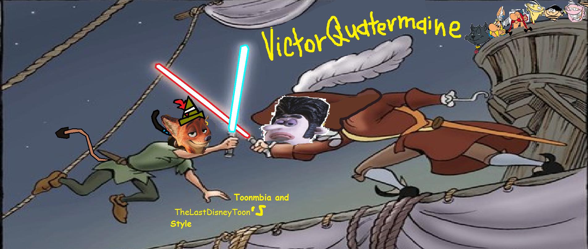 Victor Quartermaine (Hook)