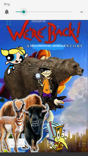 We're Back- A Yellowstone Animal's Story- Poster.png
