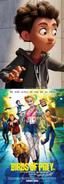Alex (Emoji Movie) Hates Birds of Prey- And the Fantabulous Emancipation of One Harley Quinn
