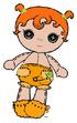 Baby Tangerine Citrus Zest