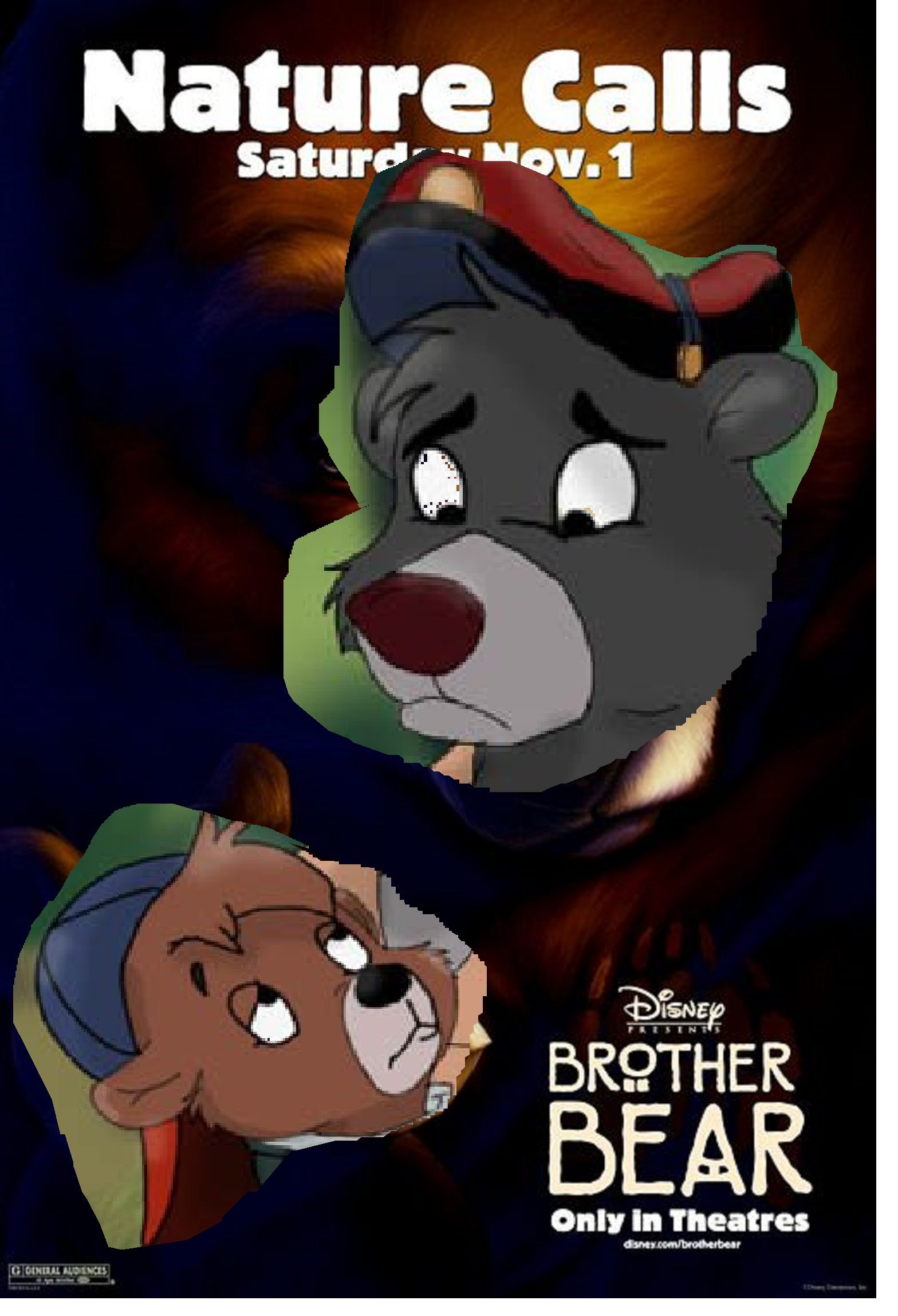 Brother Bear (TheBluesRockz)