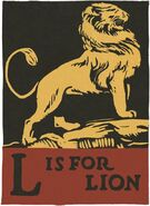 CB Falls Lion