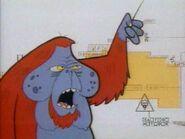 Dexter's Lab Orangutan