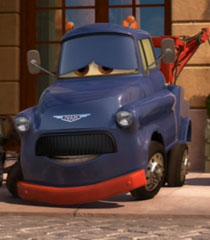 Ivan (Cars 2)