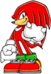 Knuckles the Echidna (Sonic Channel)