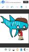Mac as Whale Shark