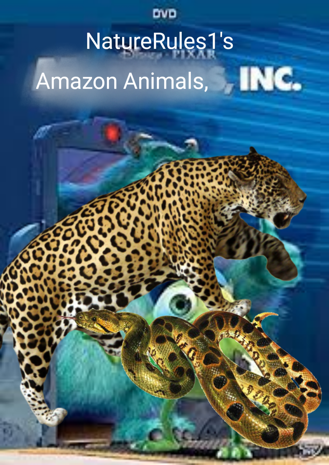 Amazon Animals, Inc.
