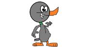 Peeble the Pigeon
