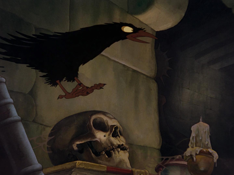 Raven (Snow White & The Seven Dwarfs)