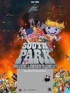 South Park- Bigger, Longer & Uncut (DavidPeartFan2003 Style) 2nd Poster