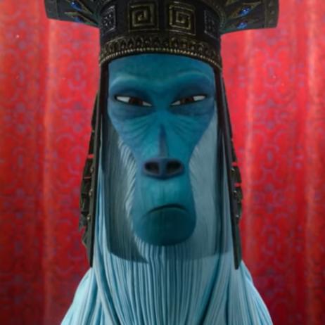 The Yeti Elder