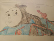 Belle the fire engine percy s mate by hamiltonhannah18 ddu2w0g-fullview