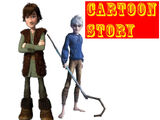 Cartoon Story (Justin Bonesteel Style)