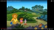Dora the Explorer Lion