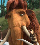 Ellie in Ice Age The Meltdown