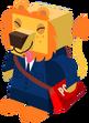 Geo the Lion