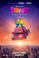 Home (Disney and Sega) Poster