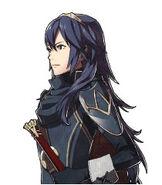 Lucina in Fire Emblem Fates