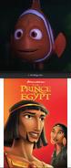 Marlin Likes The Prince of Egypt