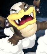 Morton Koopa, Jr. in Super Smash Bros. for Wii U and Nintendo 3DS