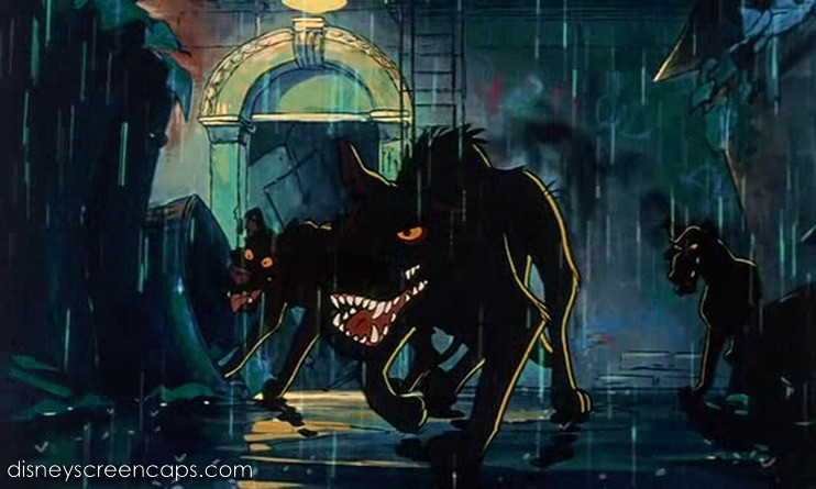 Alley Dogs (Oliver & Company)