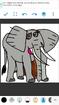 Snuffy as African Elephant