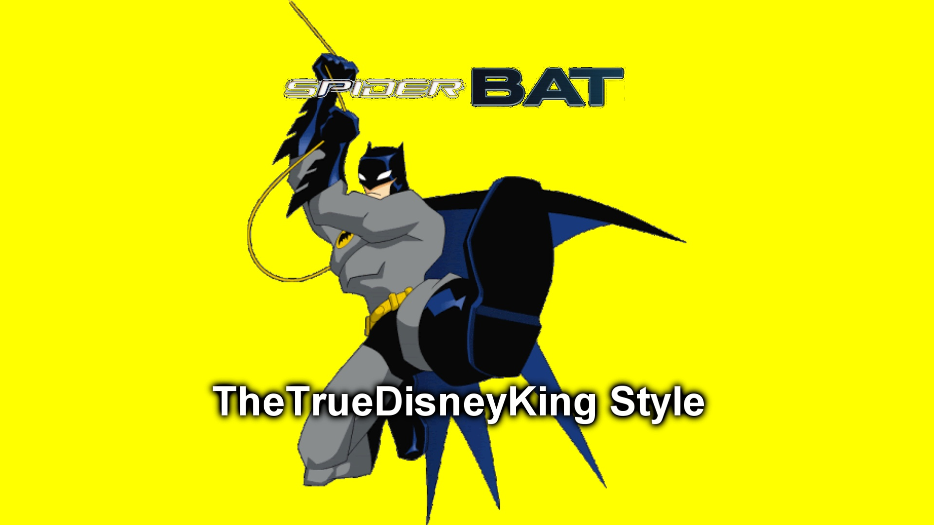 Spider Bat 1967 (TheTureDisneyKing Style)