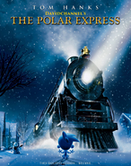 The Polar Express (Davidchannel's Version) Poster