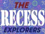 The Recess Explorers logo