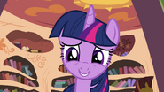 Twilight of course not S4E15