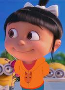 Agnes as June Bailey