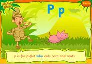 CBeebies Piglet
