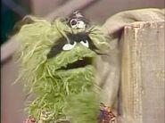 Grundgetta starts to get the Grouch Flu
