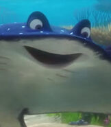 Mr. Ray in Finding Dory