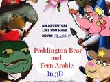 Paddington Bear and Fern Arable (Gnomeo and Juliet)