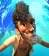 Phil Betterman in The Croods- A New Age
