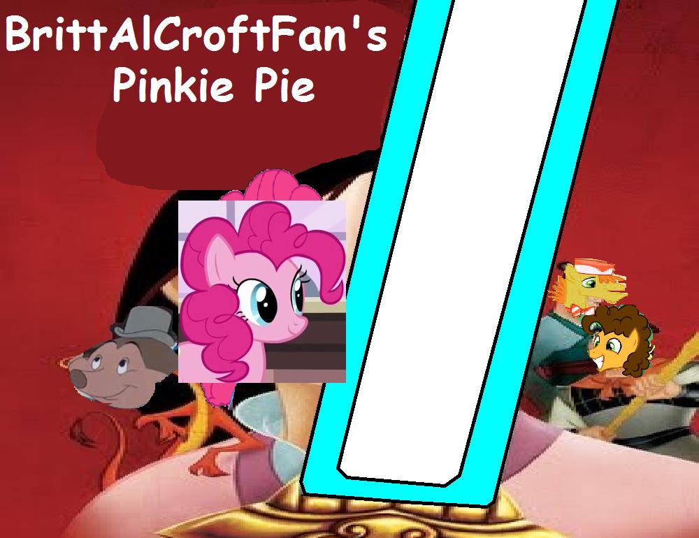 Pinkie Pie (Mulan)