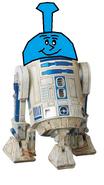 R2 Donald D2 9.